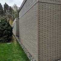 Klinkerio mūrijimas